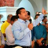 El alcalde de Valledupar Augusto Daniel Ramírez Uhía.