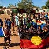Ecologistas e indígenas se oponen a la fracturación hidráulica en Australia
