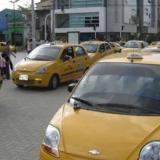 Paro de taxistas en Montería no fue apoyado