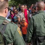 Señalan a agente fronterizo de EEUU de abusar a adolescente