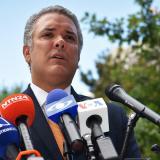 Duque asegura que Maduro protege en Venezuela a Márquez, El Paisa y Romaña