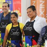 Concurso de cocina para cocineros aficionados