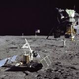 Así fueron los primeros pasos del hombre por la Luna