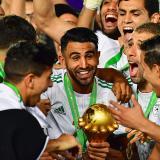 Argelia reina en el fútbol africano 29 años después