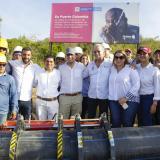 Puerto tendrá un megatanque para 26.509 habitantes