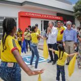 Candelaria recibe hospital que atenderá a trece mil personas