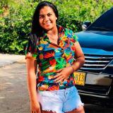 En video   Hermana de Diomedes Dionisio Díaz fue baleada en un hurto