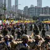 En video   Parada militar por la fiesta patria animó el Gran Malecón