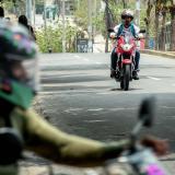 El 79,5% de los vehículos registrados en la Costa son motocicletas
