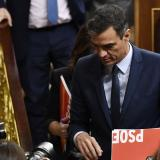Fracasa la investidura de Sánchez como presidente de España