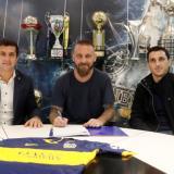 En video   El jugador Daniele De Rossi firmó contrato con Boca Juniors
