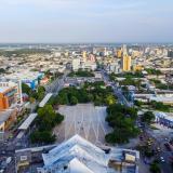 Este será el recorrido de la 'marcha por la vida' en Barranquilla