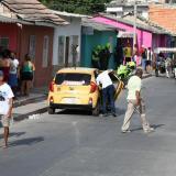 Cuatro heridos en Rebolo y otro en Montes en diferentes atentados a bala