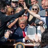 Trump ratifica ley sobre indemnización a víctimas del 11 de septiembre