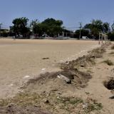 En Nueva Granada esperan que su cancha pronto sea intervenida