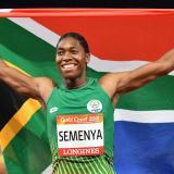 Semenya no defenderá su título mundial de 800 m en Doha tras decisión de la justicia suiza