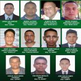 Policía revela cartel de los más buscados de Valledupar
