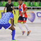 Juego entre los Barranquillero y el Independiente.