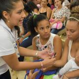 La Alcaldía de Barranquilla, a través del programa Primera Infancia, ha promovido jornadas en beneficio de madres lactantes.