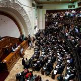 Justicia venezolana amenaza con castigo severo a defensores del bloqueo de EEUU