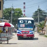 Suspenden ruta en 4 barrios del suroriente por inseguridad