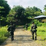 Los Caparros, autores del crimen de indígena de Uré, dice Policía