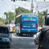 Tras reunión con Policía, regresa ruta de bus a 4 barrios