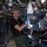 El astronauta que se convertirá en DJ desde el espacio