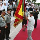 Cambio de mando en la Policía: generales Botero y Alarcón asumen nuevos cargos