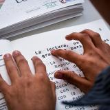 """""""Barranquilla debe estar escrita en tinta y en braille"""""""