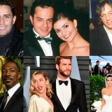 Matrimonios relámpago entre famosos