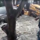 En video   Reportan lluvia en distintos sectores de la ciudad