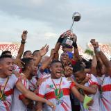 Atlántico, campeón sub-21