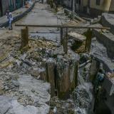 Vecinos exigen agilizar obras de canalización del arroyo Hospital