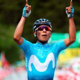 Nairo, Carapaz y Valverde, por la Vuelta España