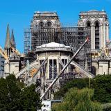 Se reanudan las obras de reconstrucción de Notre Dame