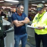 Úsuga cayó tras hacer 'shopping' en Montería