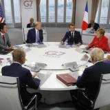 En la cumbre del G7 los líderes acuerdan ayudar la Amazonía