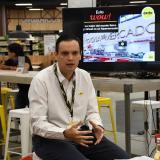 El jefe de ventas y operaciones para la marca Éxito en la Costa Caribe, David Álvarez.