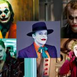 Los rostros que le han dado vida al 'Guasón' en la pantalla