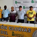 Presentación de la Fundación Glorias del Boxeo.