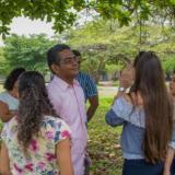 Un invidente, una wayuu y un afro, a intercambio universitario a Europa