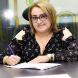 Rosa Madera Sánchez, suspendida.