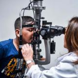 En video | El niño de 'China' llegó a Barranquilla a mejorar su visión