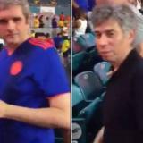 En video   Daniel Coronell y Félix de Bedout fueron blancos de insultos en el amistoso de Colombia