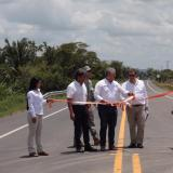 Presidencia entrega tramo vial 4G interdepartamental en Córdoba