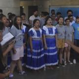 Festival de Coros Mar de Voces cerró en el Parque Cultural