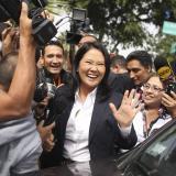 La excandidata a la presidencia, Keiko Fujimori, tuvo problemas coronarios.