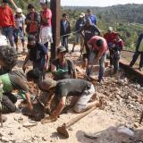 Paraguay en estado de conmoción tras hallazgo de restos humanos en casa de Stroessner