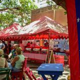 En Barranquilla también se celebró el 'Arepazo Mundial'